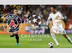 Champions League Real MadridPSG, Where & How to watch
