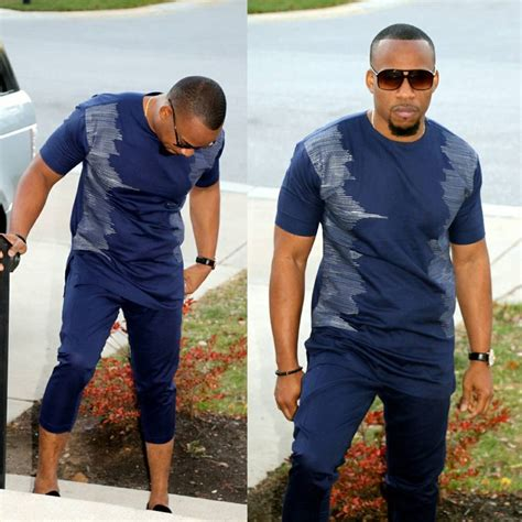 Latest Nigerian Native Styles For Men With Class Lookbook