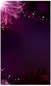 Abstract Purple Flower Hd Wallpaper : Wallpapers13.com