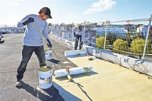 étanchéité Terrasse Goudron : etancheite resine toiture terrasse deniscohen ~ Melissatoandfro.com Idées de Décoration