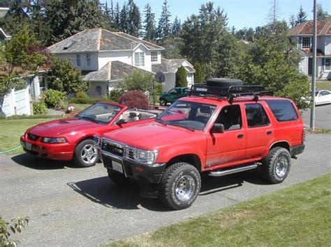 1990 Toyota 4runner by 1990 Toyota 4runner Roof Rack