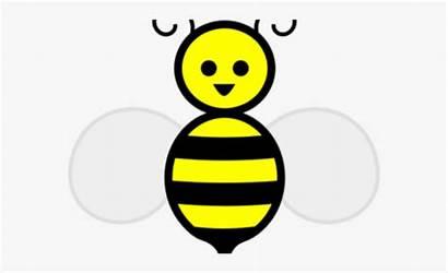 Bee Bumble Clipart Bumblebee Clip Honey Cartoon