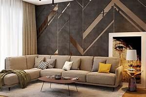 10, Brilliant, Living, Room, Wall, Decor, Ideas