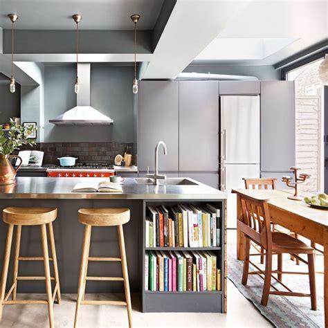 Open plan kitchen design ideas   Ideal Home