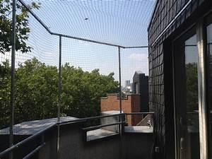 katzennetz fur balkon in dusseldorf angebracht With katzennetz balkon mit garding unterkunft