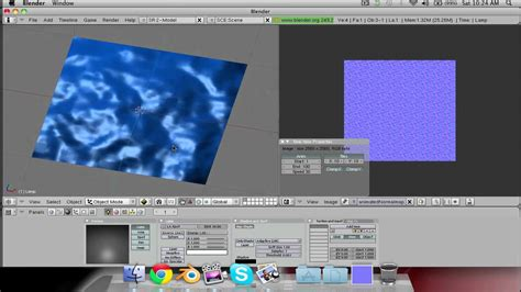 Official account for the free and open source 3d creation suite. Blender Game Engine Water - YouTube
