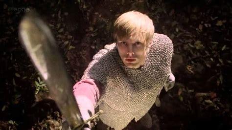 merlin excalibur sword arthur bbc magic legend
