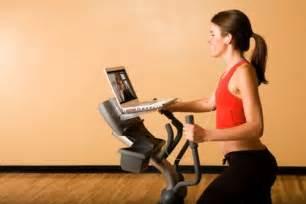 surfshelf treadmill desk laptop and ipad holder in the