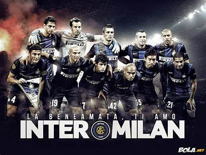 Inter Milan Club Wallpapers Football Squad Italy