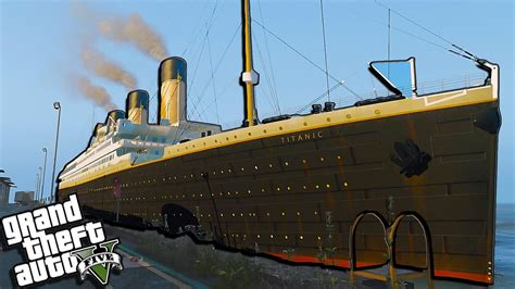 titanic sinking simulator on steam gta 5 titanic mods escape rms titanic sinking simulat