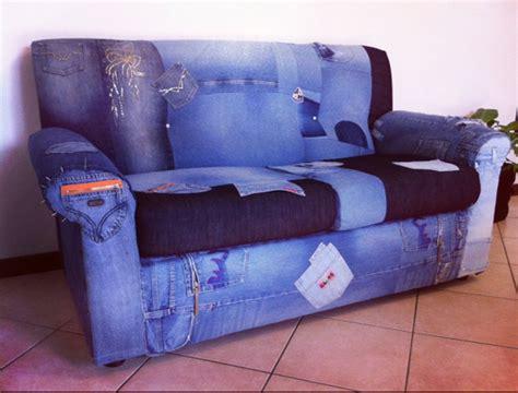 Il Divano In Jeans