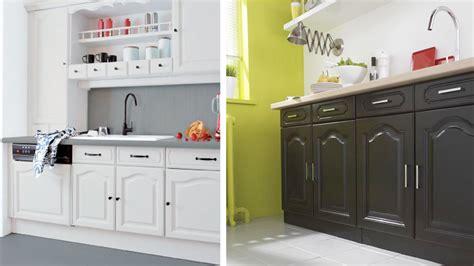 meuble de cuisine repeint quelle peinture pour rénover ma cuisine