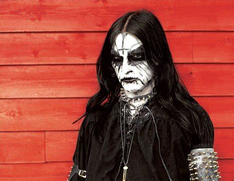 learn   apply  corpse paint properly