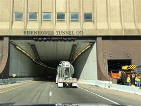 bridgehuntercom eisenhower tunnel