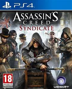 Assassin's Creed Syndicate - Ps4 - Vaga Primária - R$ 24 ...
