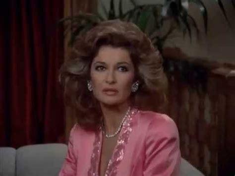 Stephanie Beacham play as Sable Colby.   Big hair, Vintage ...