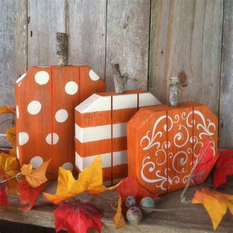adornos de madera diy  halloween blog de hogarmania