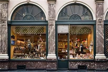 Chocolate Facade Europe Shopping Belgium Brussels Window