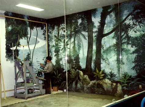 Kinderzimmer Wandgestaltung Wald by 17 Best Images About Mural Ideas On Painted