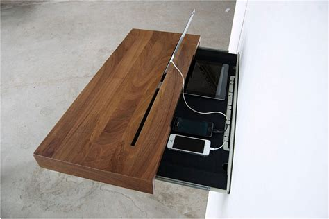 wooden charging station diy charging station ideas for interior design ideas