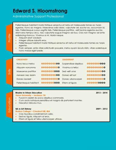 Resume Template Docx by 100 Free Resume Templates Psd Word Utemplates