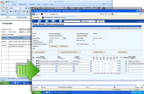 contractor timesheets managing timesheets  contractors