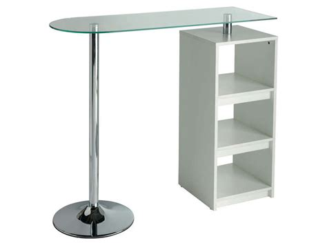 table bar pour cuisine table de bar youen vente de table de cuisine conforama