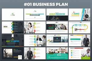 Business Plan Presentation Keynote Template #71861