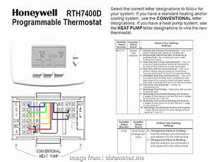 Conventional Thermostat Wiring Diagram Most Goodman Heat