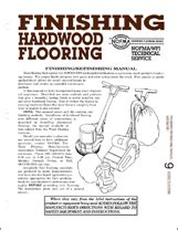 Wood Floor Buckling Dishwasher by Smith Flooring Product Information Installation Guidelines