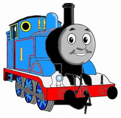 Thomas Train Clipart Fan Engine Clipartmag Deviantart