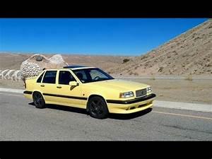 Volvo 850 Stahlfelgen : 1995 volvo 850 t 5r yellow sedan queen bee votd youtube ~ Jslefanu.com Haus und Dekorationen