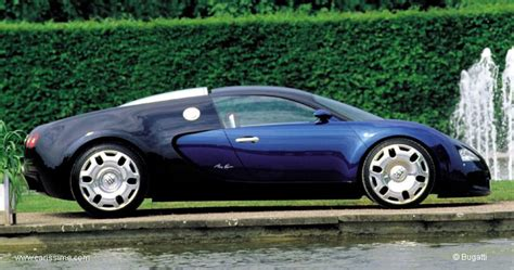 1999 Bugatti Eb 18 4 Veyron Concept  Car Photos Catalog 2018