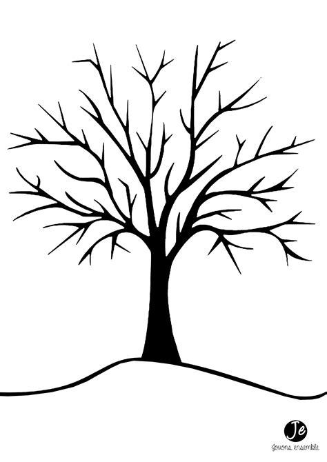 couleurs peinture cuisine arbre d 39 automne en gommettes jouonsensemble