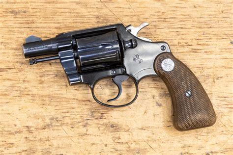Colt Cobra 38 Spl 6 Shot Used Trade In Revolver