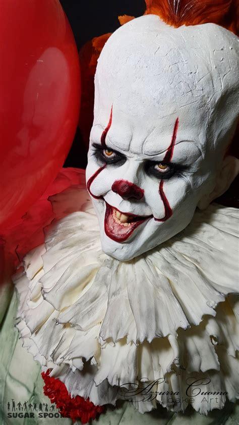 pennywise  dancing clown azzurra cuomo sugar spooks