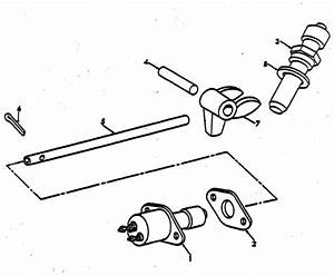 Starter Switch Parts For Ford 9n  U0026 2n Tractors  1939