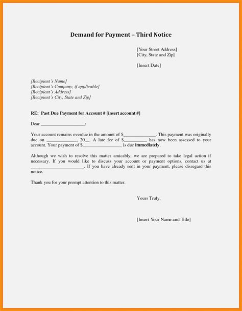 demand letter  realty executives mi invoice