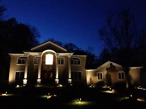 Home landscape lighting design westlake oh
