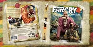 Far Cry 4 PlayStation 4 Box Art Cover by AMIR-013