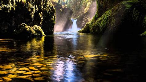 Hide Waterfall Animated Wallpaper Http