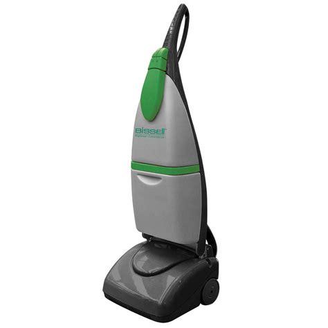 bissell upright floor scrubber bissell bgus1000 biggreen light duty upright floor