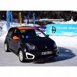 Cours De Conduite Particulier : conduite sur glace tignes twingo rs 130cv 20 minutes ~ Maxctalentgroup.com Avis de Voitures