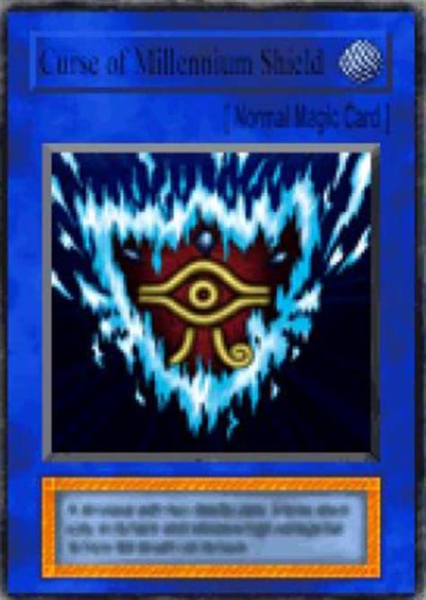 curse of millennium shield fmr yu gi oh fandom