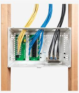 9 U0026quot  Wiring Enclosure For Multiple Dwelling Units