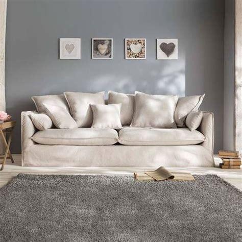 interiors canapé canapé 3 places quot odilon quot beige