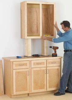 decorative kitchen cabinets nail and storage bins woodshop 3123