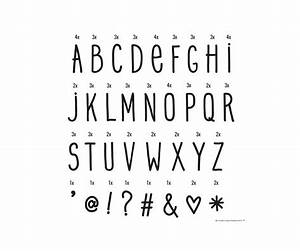 Lettre Pour Lightbox : letras hand draw para lightbox caja de luz con mensaje ~ Teatrodelosmanantiales.com Idées de Décoration
