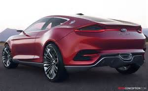 Future Ford Concept Cars