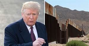Trump changes name for wall amid government shutdown over ...